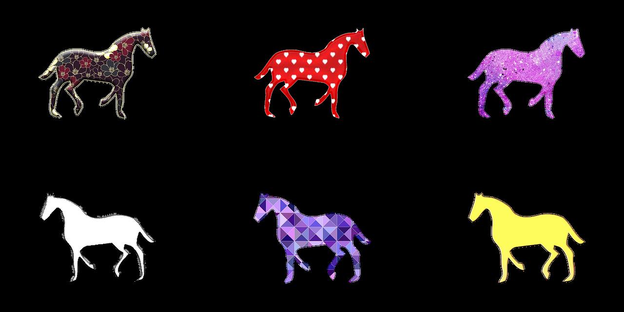 Horse Illustration Free Image On Pixabay