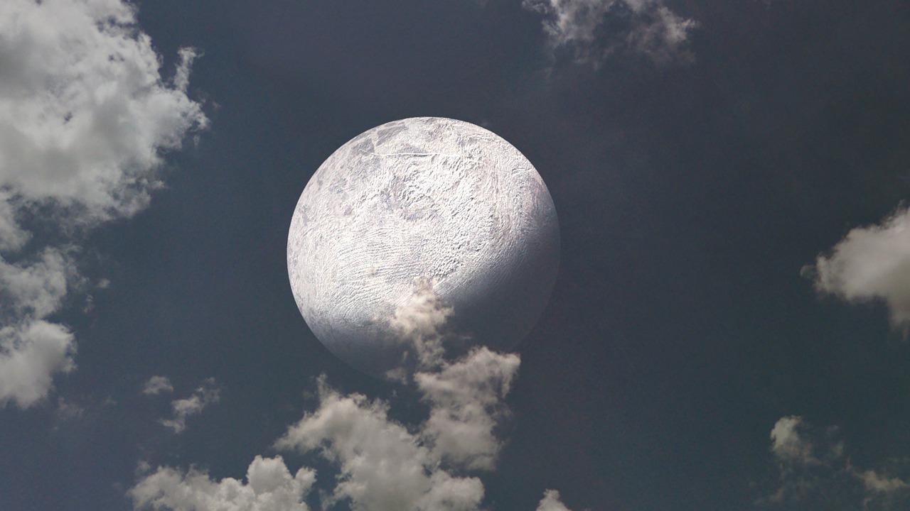 Extraterrestrial Lanskap Ruang Gambar Gratis Di Pixabay