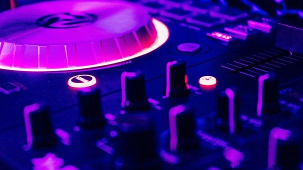 Dj, Música, Discoteca, Vinilo, Audio