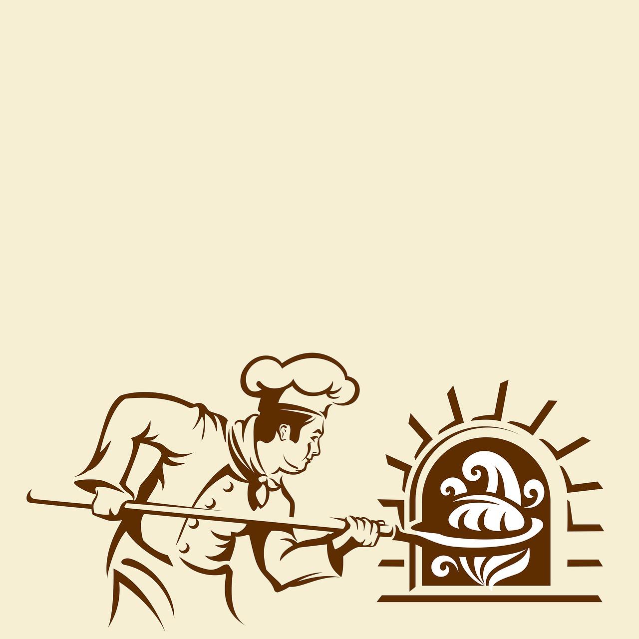 Pizza Oven Menggambar Gambar Gratis Di Pixabay