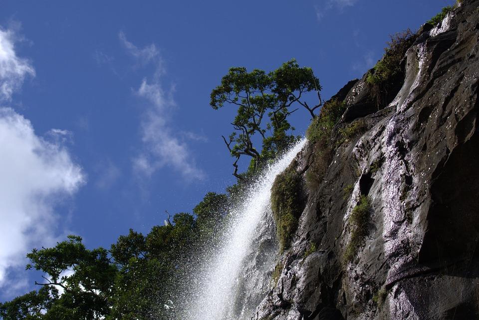 Tamarind Falls:Curepipe