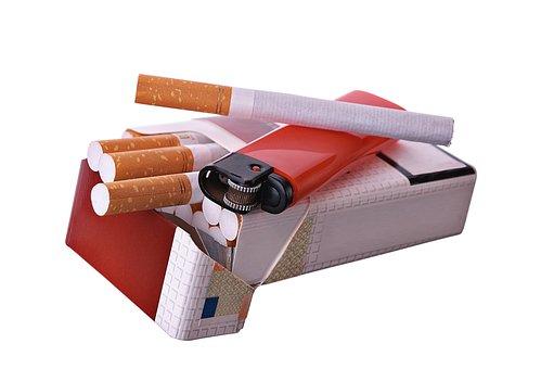 Open, タバコ, 喫煙, 梱包, 製品, 常用癖, ボックス, 不健康