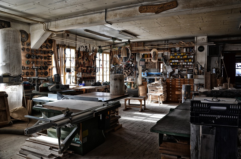 Workshop, Carpenter, Crafts, Artisan, Wood, Work, Tool