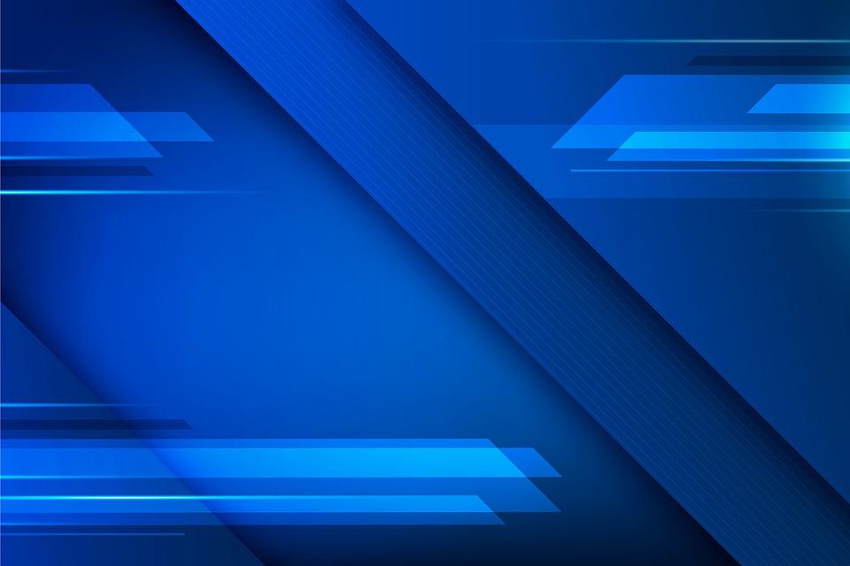 Blue Background Technological Free Image On Pixabay