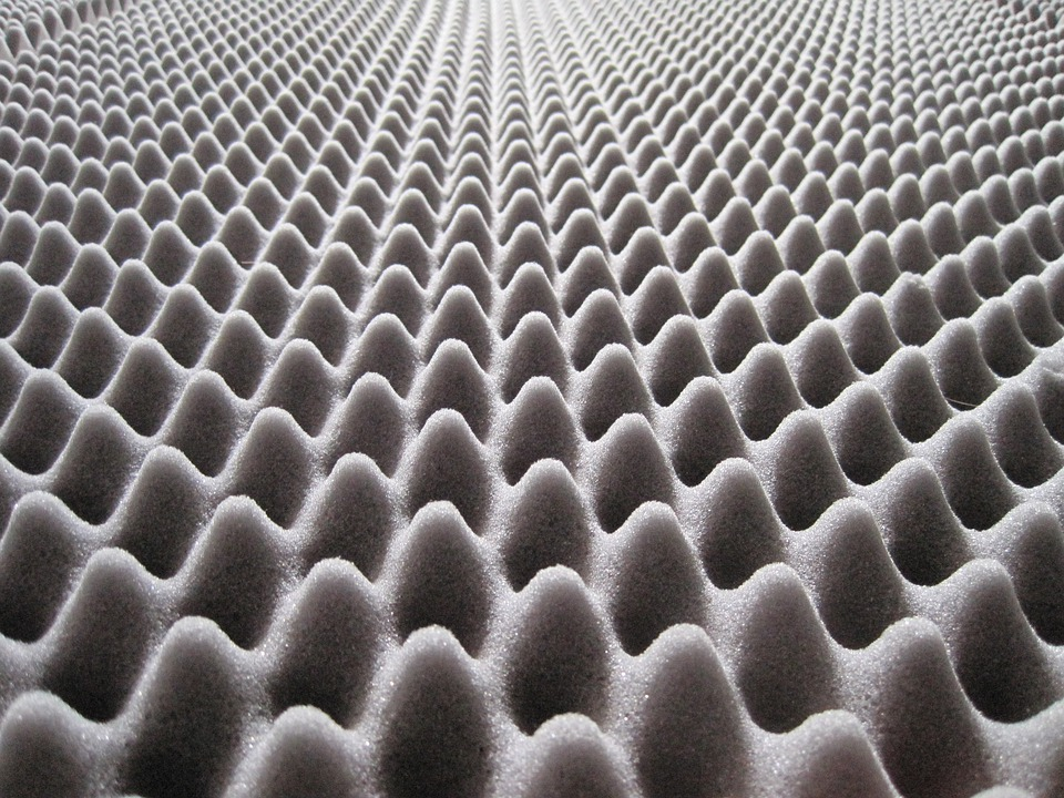 Acoustic Foam Structure Wave - Free photo on Pixabay