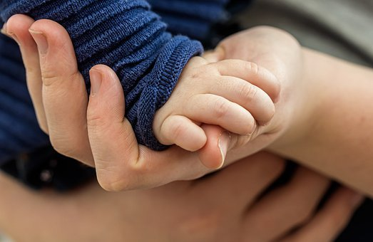 Toddler Hand, Child'S Hand, Hand, Trust