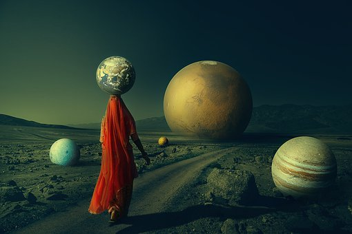Planet, Ibu, Bumi, Orang Orang
