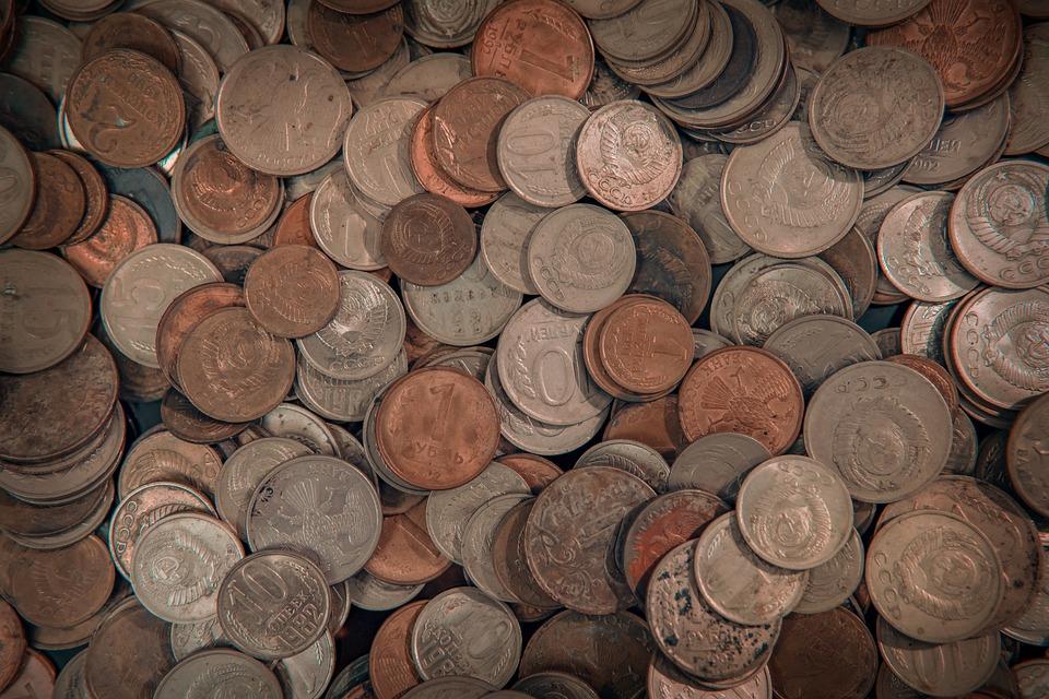 gyűjtemény pénzt
