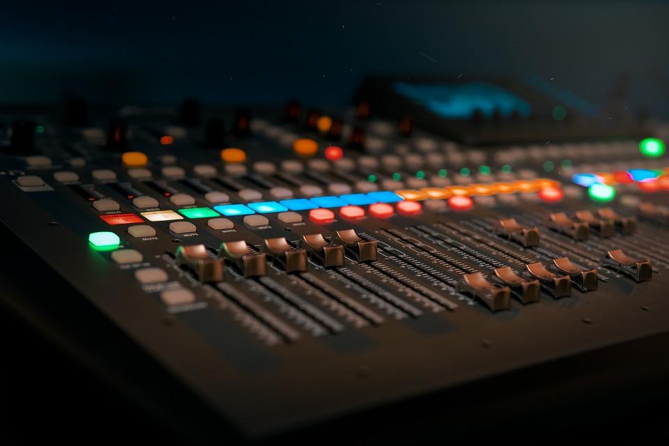 Sound, Music, Arrière-Plan, Style, Studio, Musique