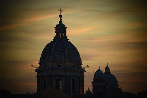 Vatican, Basilica, Saint Pierre, Rome
