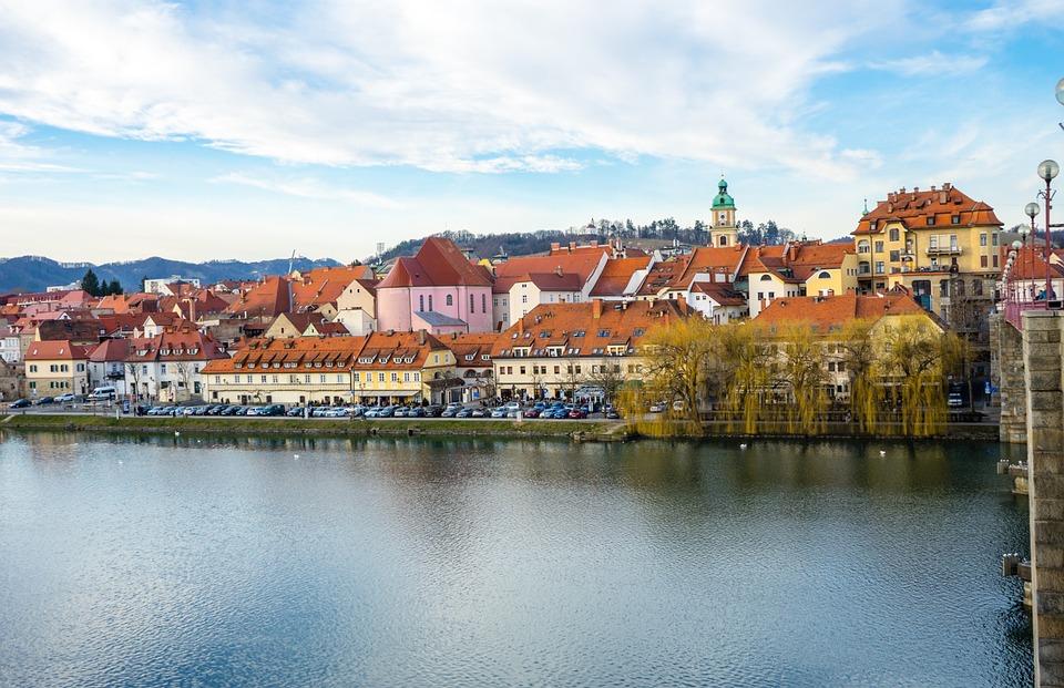 Maribor, Slovenia, Marburg, Marburg-Drau-Kleinsass