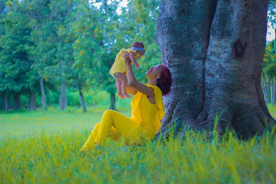 母, 女性, 家族, 妊娠, 妊娠中, 母性, ママ, 子, 父, 人々, 幸せ, 母親, 若い, 親子鑑定