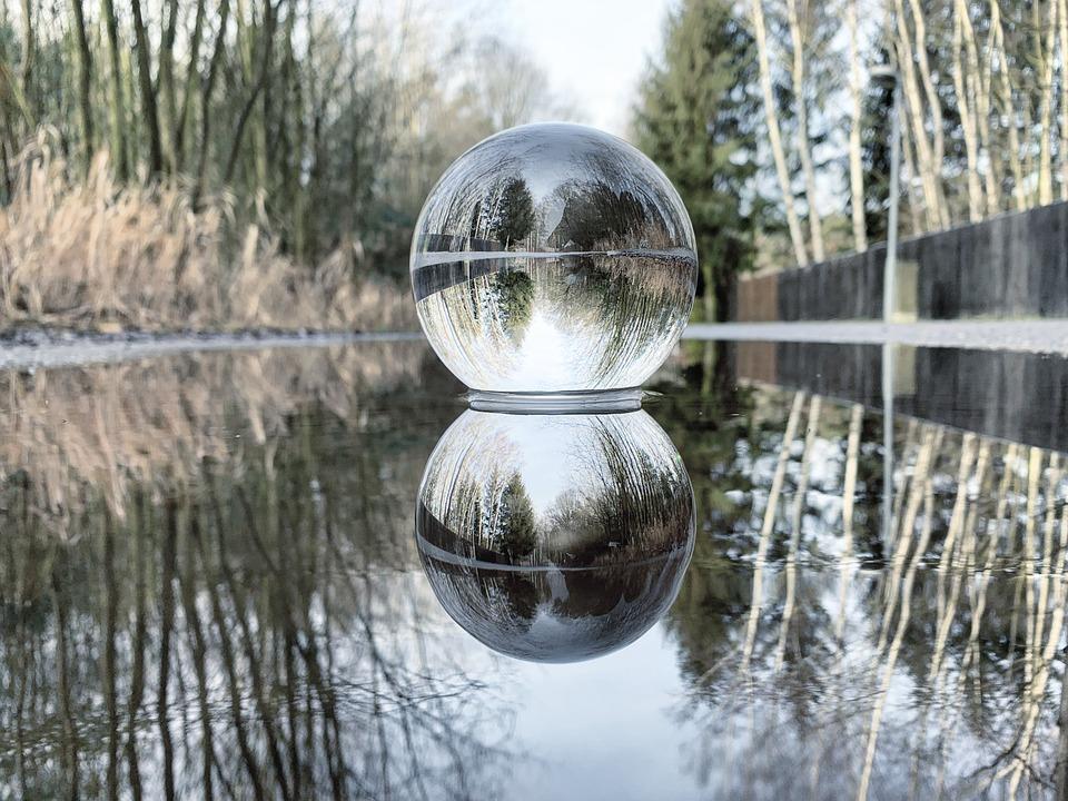 Фото с отражением предмета называется