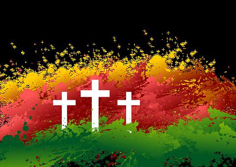 Illustration, Holy Week, Easter, Lent
