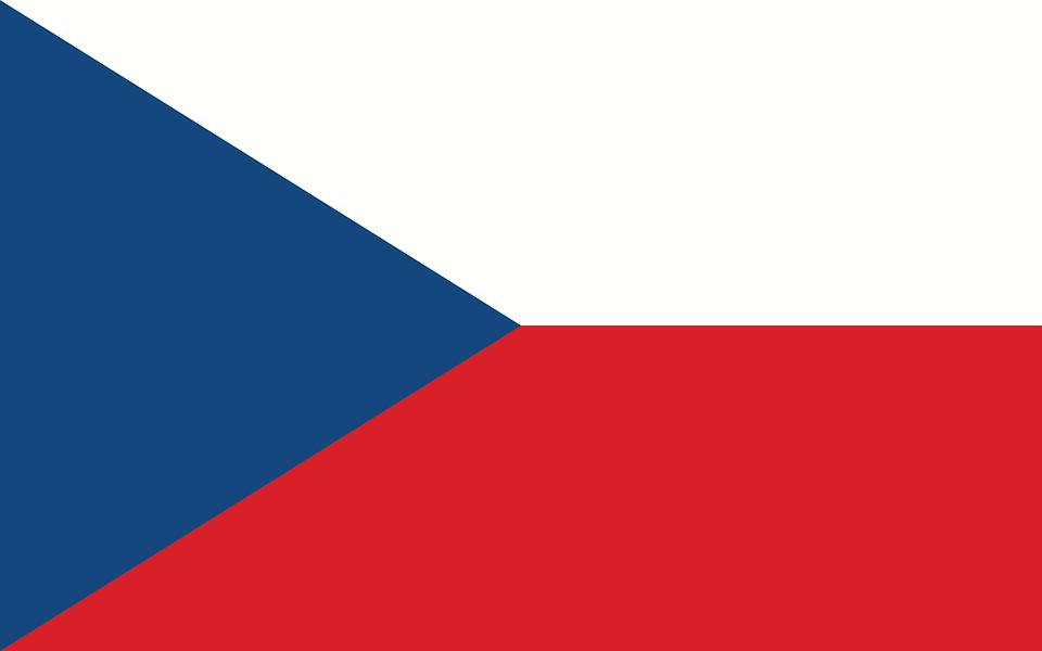 República Checa Bandera País - Gráficos vectoriales gratis en Pixabay