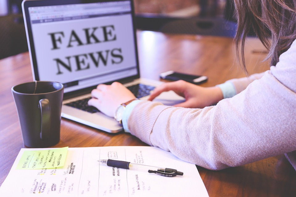 偽のニュース, デマ, プレス, コンピュータ, 読書, 誤報, ニュース, メディア, 宣伝, 通信