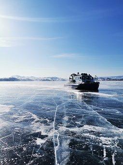 Baikal, Russia, Ice, Cold, Lake, Hoover