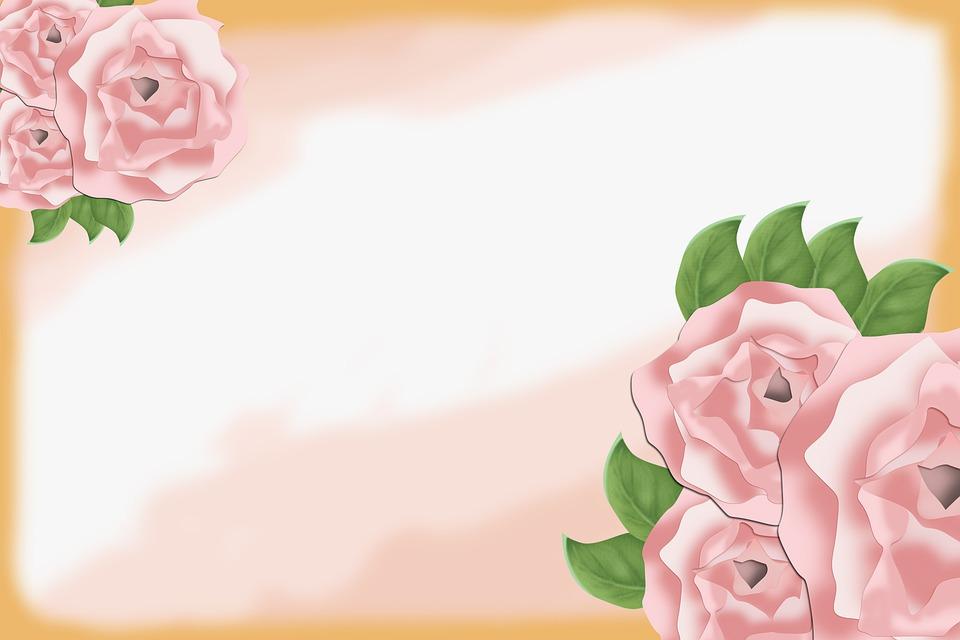 Bunga Mawar Undangan - Gambar Gratis Di Pixabay