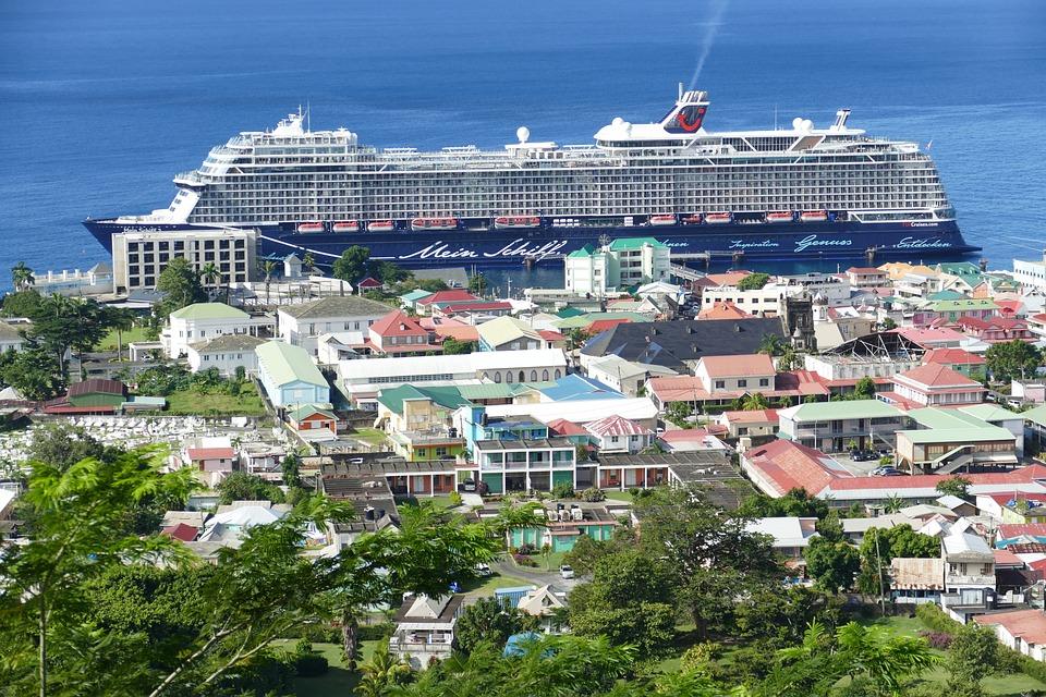 Dominica, Roseau, Caribbean, Sea, Island, Vacations