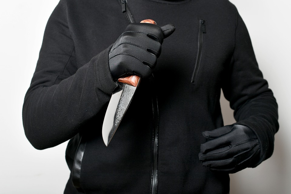 Gloves, Human Hand, Evil, Нож, Weapon, Knife, Criminal