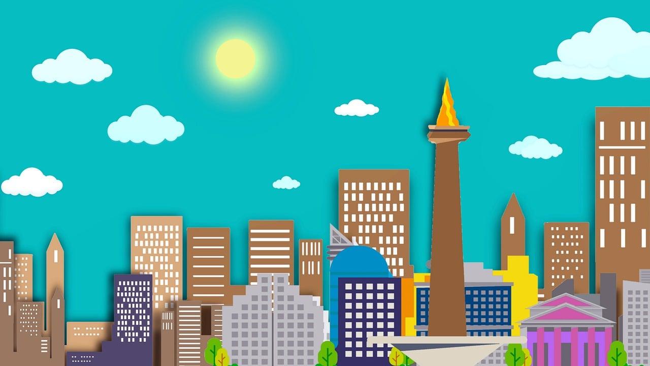 Wallpaper City Jakarta   Free image on Pixabay