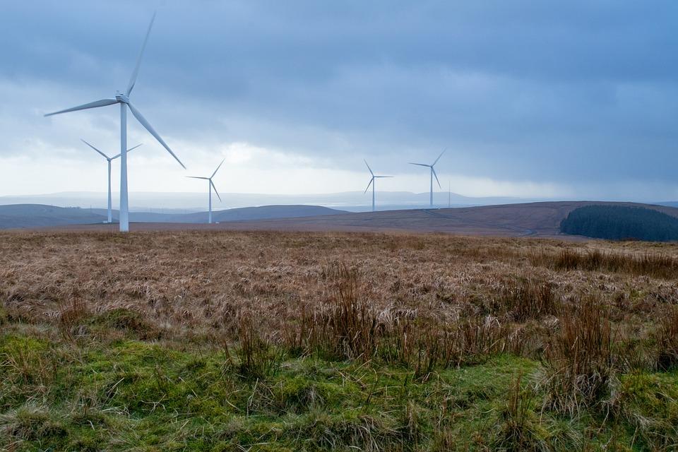 Windfarm Wind Turbines - Free photo on Pixabay