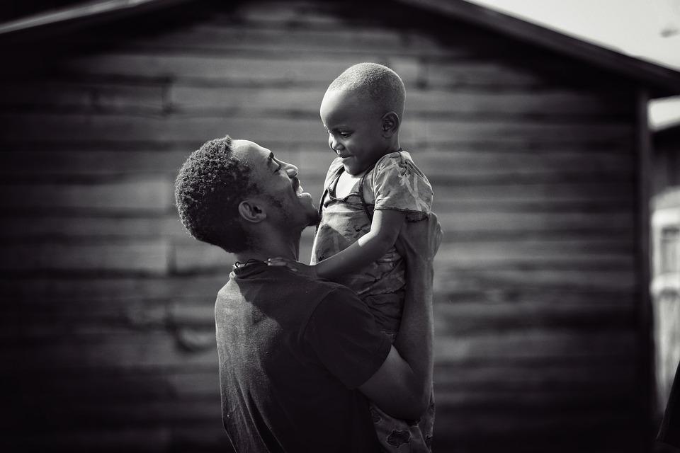 Kind, Afrika, Huma, Armut, Humanitär, Mitgefühl, Hilfe