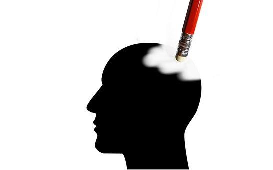 Memory, Loss, Erase, Alzheimer, Brain