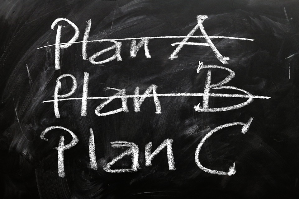 Planning, Plan, Opportunity, Option, Concepts, Ideas