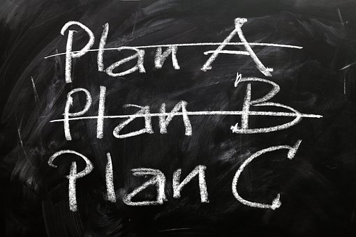 Planning, Plan, Opportunity, Option