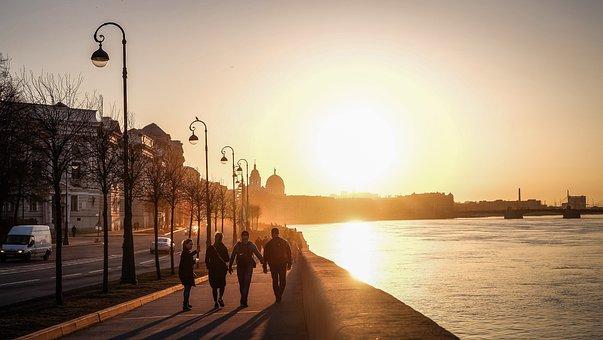 В Петербурге произведен замер радиационного фона