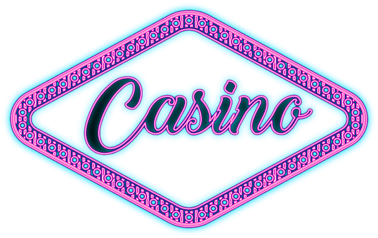 Casino Sign, Neon, Gambling, Nevada