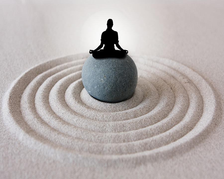 Zen Sand Stone - Free image on Pixabay