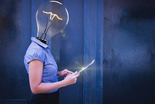 En webutvikler er nødt til å komme med gode ideer.