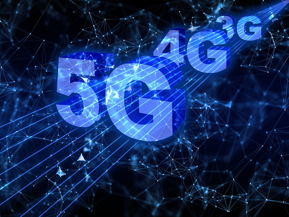 The Internet, 5G, Technology, Free, Network, 4G, 3G
