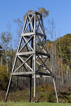 Torre, Torre De Perforación, Petróleo