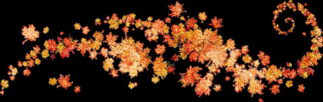 Glitter Leaf, Fall, Autumn, Glitter