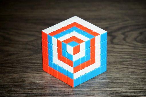 Cubo Mágico, Paciência, Concentração