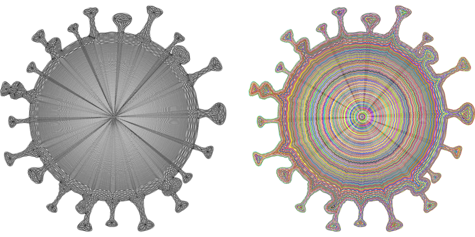 Corona Virus Disease Epidemic Free Vector Graphic On Pixabay