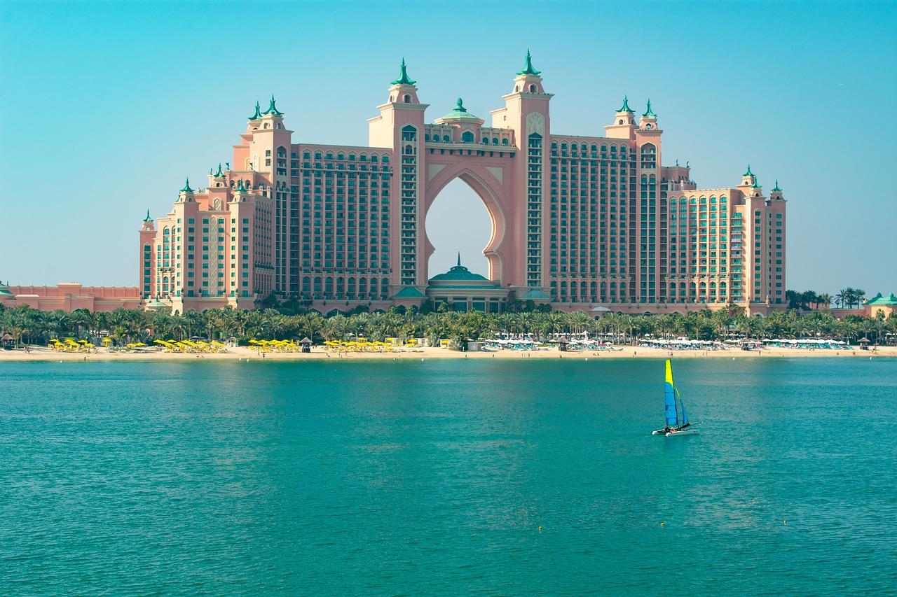 Atlantis The Palm Resort; beach resorts in Dubai