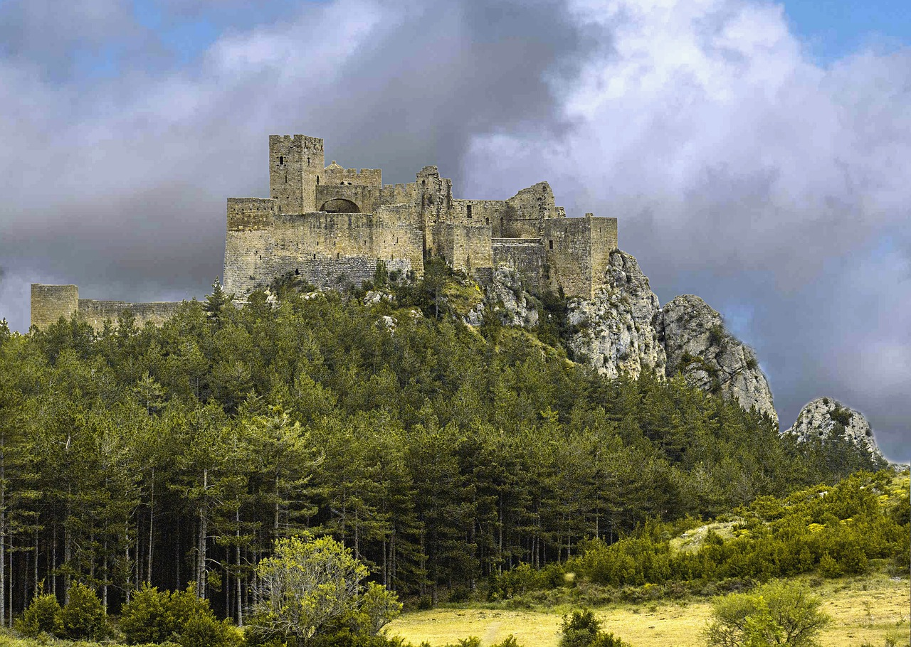 Castle of Loarre, Huesca