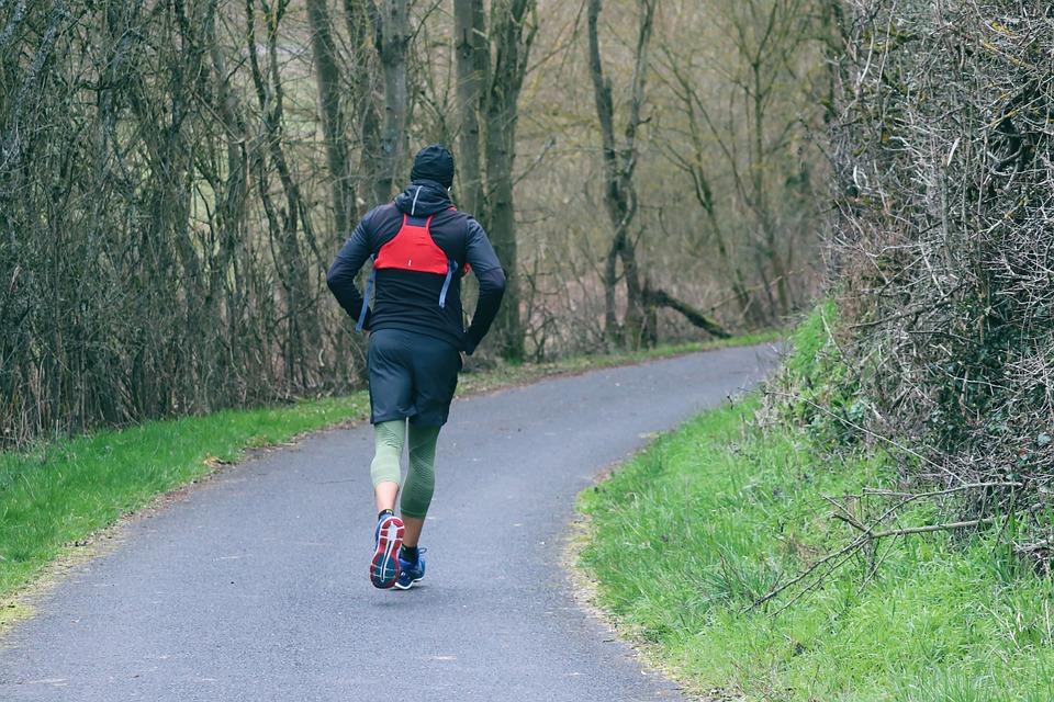 Jogging, Jogger, Sport, Run, Runners, Walking, Walker