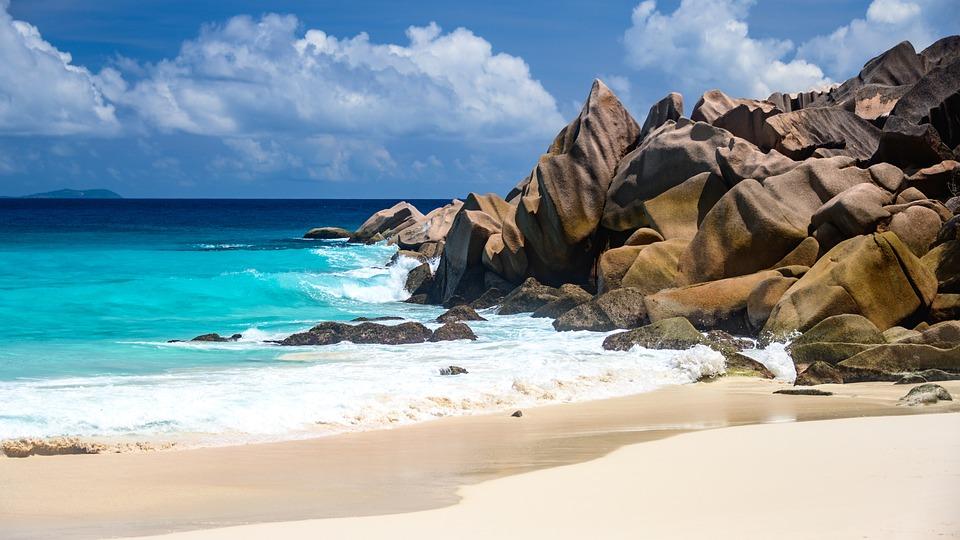Seychellen, Meer, La Digue, Urlaub, Tropicale, Reisen