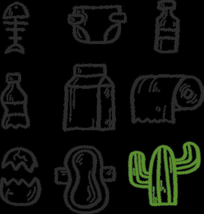 Mal Ikon Geri Donusum Pixabay Da Ucretsiz Vektor Grafik