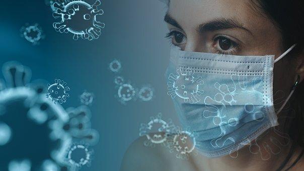Coronavirus, Virus, Masque, Corona