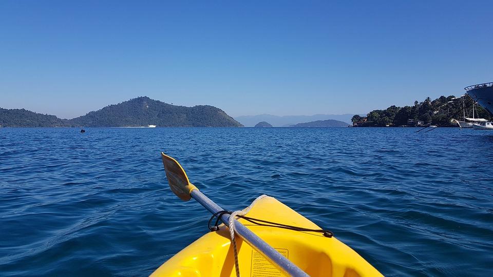 Kayak, Water, Nature, Adventure, Recreation, Travel