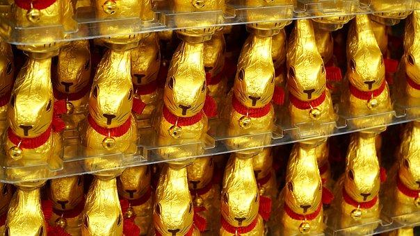 Coelhinho Da Páscoa, Chocolate, Páscoa