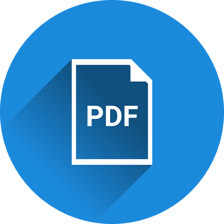 Pdf, Document, Documents, Pdf File, Icon