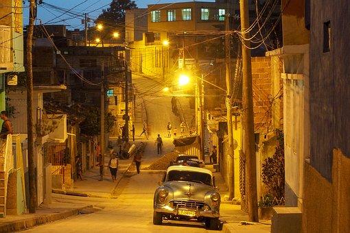 Куба, Сантьяго Ди Куба, Олдтаймер