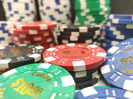 Poker, Casino, Tokens